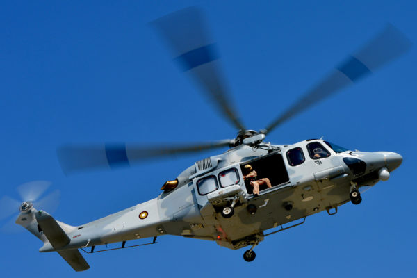 AW-139 du No. 2 Rotary Wing