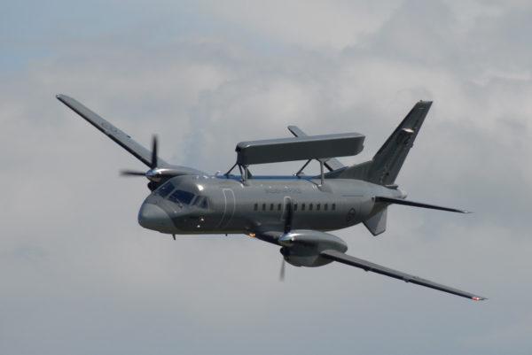 Saab S-100D Argus.