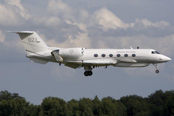 Gulfstream S-102B Korpen.