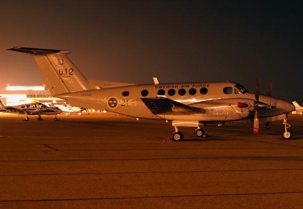 Beechcraft Tp-101B.