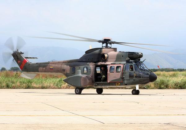 Eurocopter AS-332B1 Super Puma