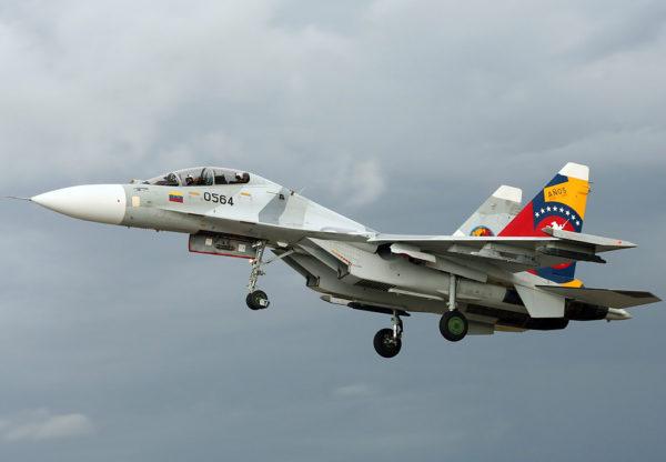 Sukhoi Su-30MK2