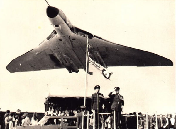 Un Avro Vulcan l