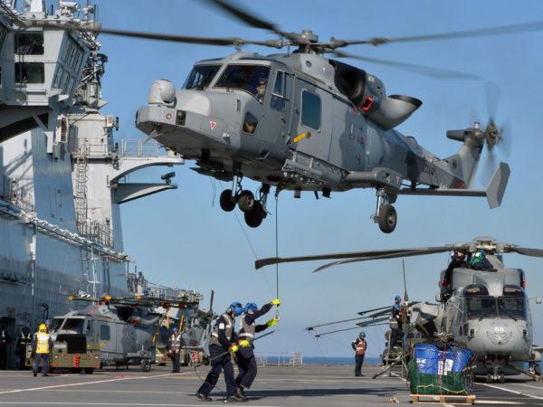 AgustaWestland Wildcat HMA Mk-3