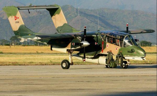 Rockwell OV-10E Bronco