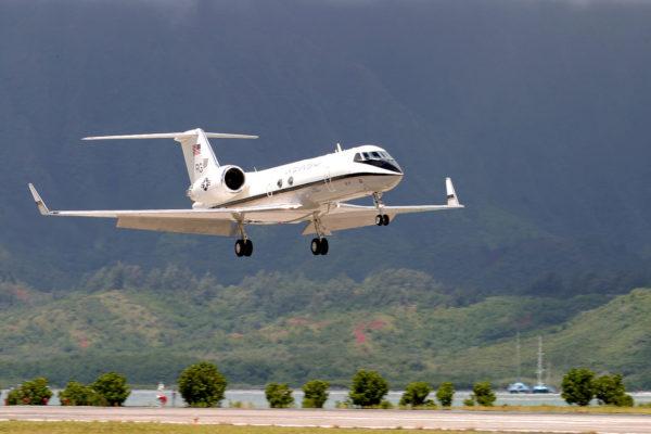 Gulfstream C-20G Gulfstream.