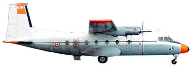 Profil couleur du Nord N.260 Super Broussard