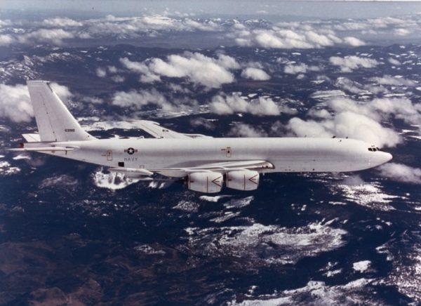 Boeing E-6B Mercury.
