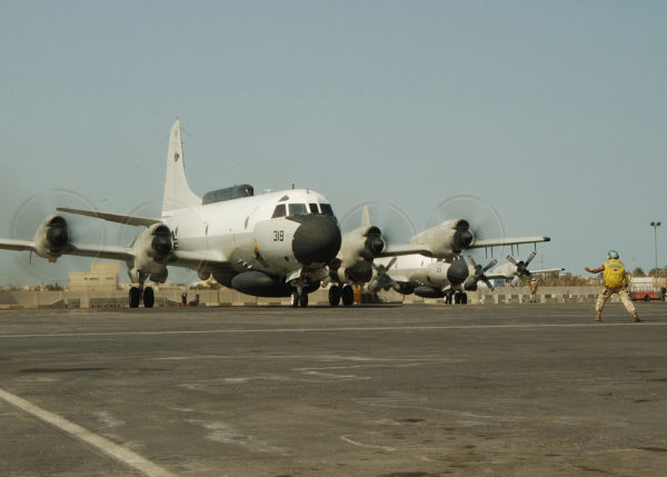 Lockheed EP-3E Aries