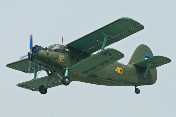 Antonov An-2A.