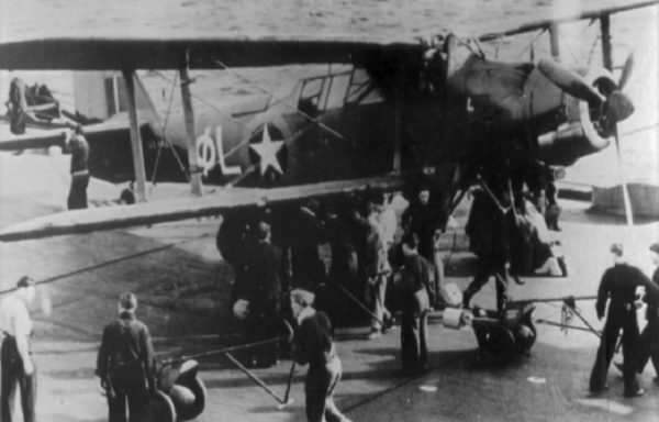 Fairey Albacore-opération Torch_SDASM