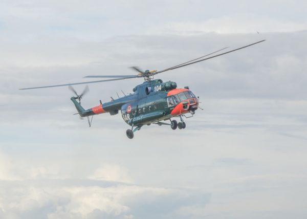 Mil Mi-17A.