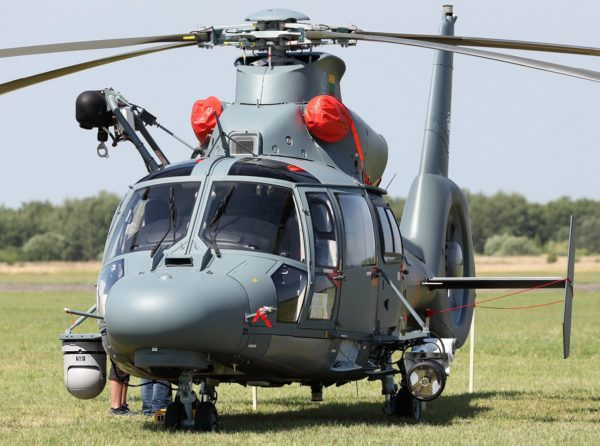 Eurocopter AS-365N3+ Dauphin 2.