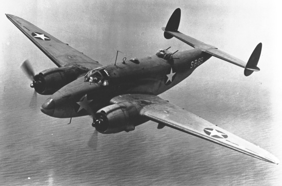 Lockheed PV-1 Ventura.