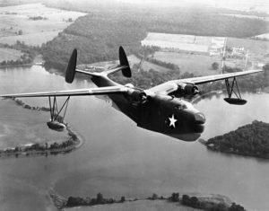 Martin PBM-2 Mariner.