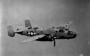 North American PBJ-1 Mitchell.