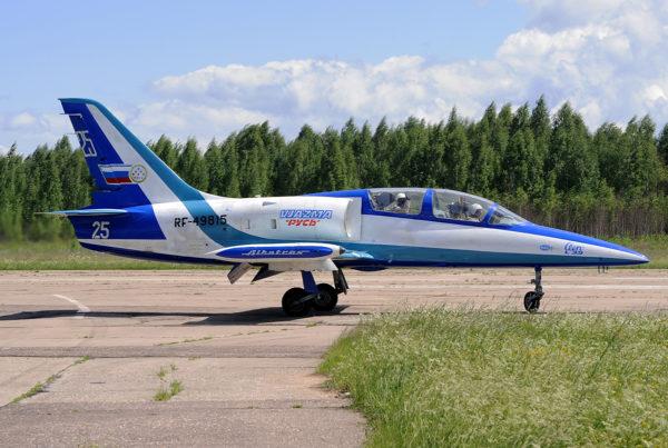 Aero L39-FAé Russe