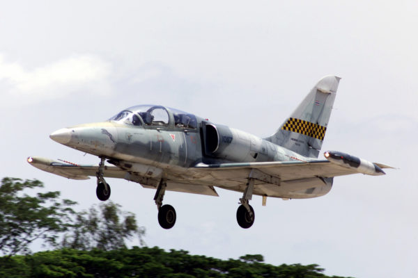 Aero L-39ZA Albatros.