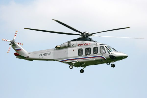 AgustaWestland AW139.FAé Russe
