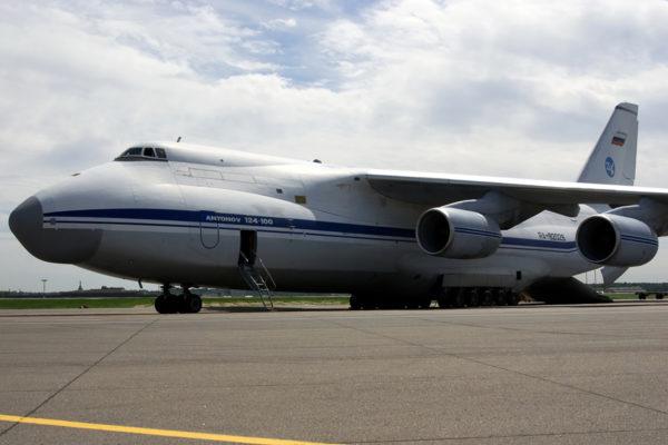 Antonov An-124.FAé Russe