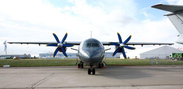 Antonov An-140.FAé Russe