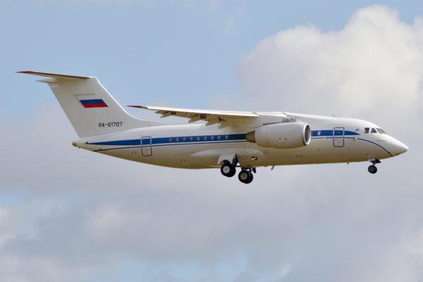 Antonov An-148.FAé Russe