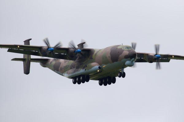 Antonov An-22.FAé Russe