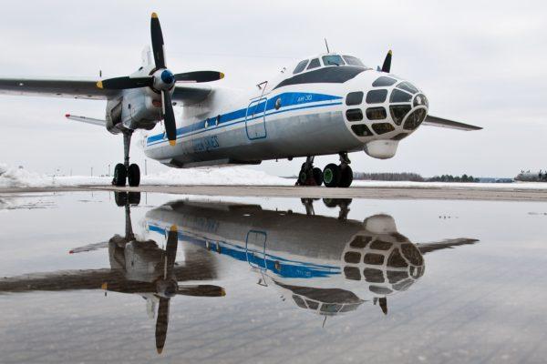 Antonov An-30.FAé Russe