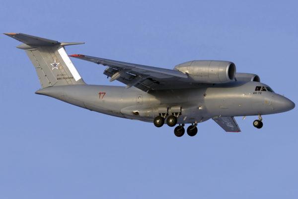 Antonov An-72.FAé Russe