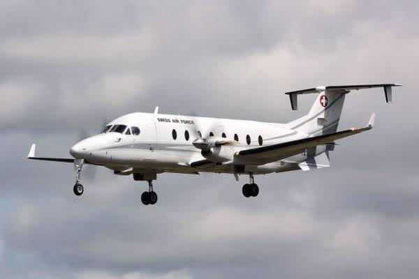 Beechcraft 1900D-FAS_Wikimédia