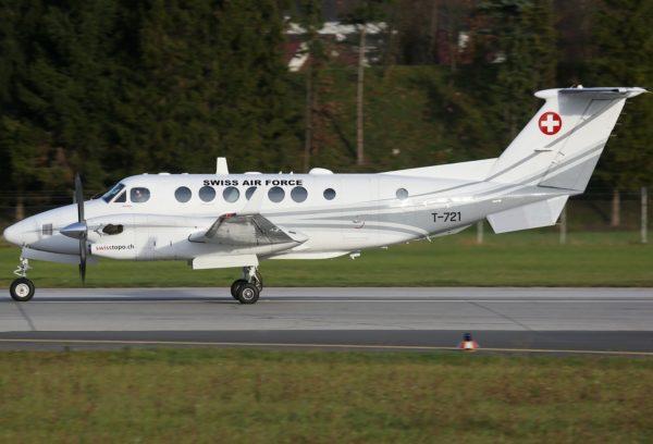 Beechcraft Super king Air-FAS_Wikimédia