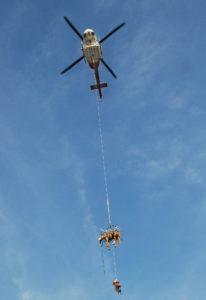 Bell 412EP du LAFD.