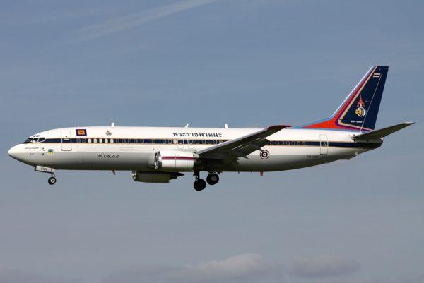 Boeing 737-400.