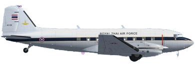 Profil couleur du Basler BT-67 Turbo Dak