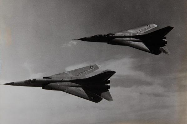 Dassault Mirage G8.