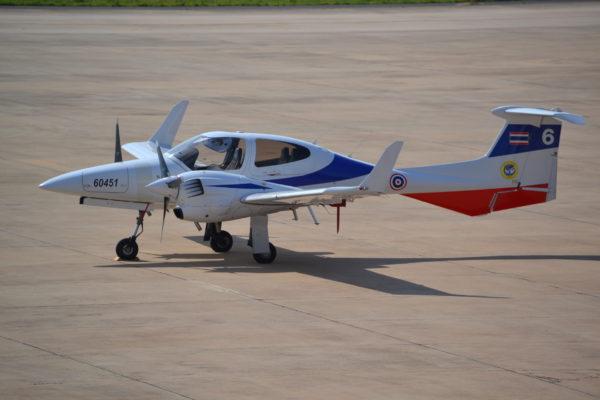 Diamond DA-42A.