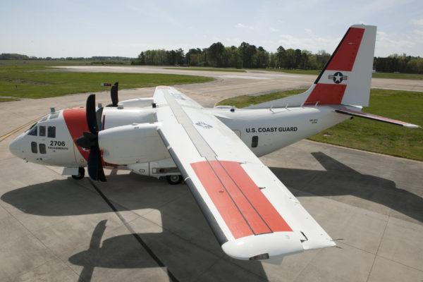 Alenia HC-27J Spartan.