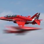 Red Arrows, l'excellence acrobatique britannique