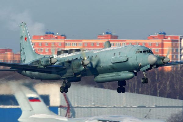 Ilyushin Il-20.FAé Russe