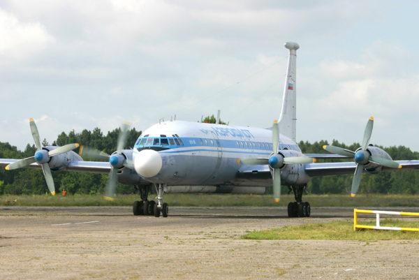 Ilyushin Il-22.FAé Russe