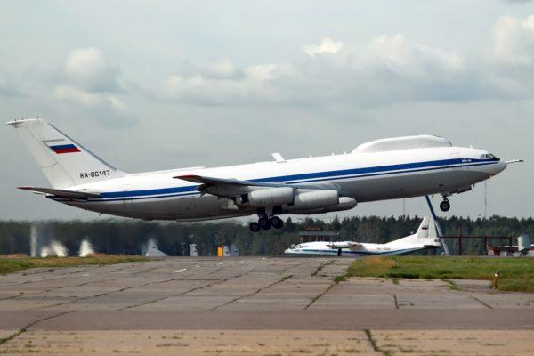 Ilyushin Il-87.FAé Russe