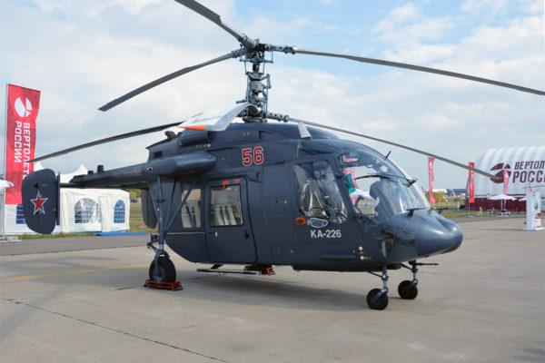 Kamov Ka-226.FAé Russe