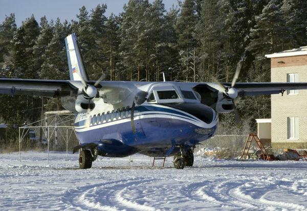 Let L-410.FAé Russe