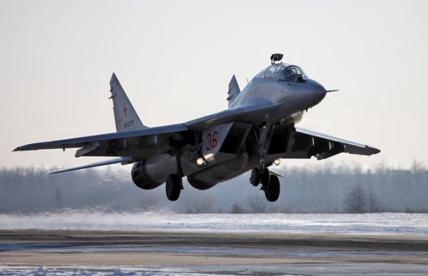 Mikoyan MiG-29.FAé Russe