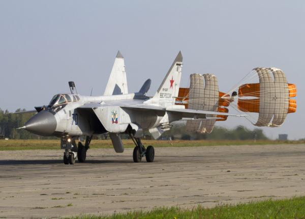 Mikoyan MiG-31.FAé Russe