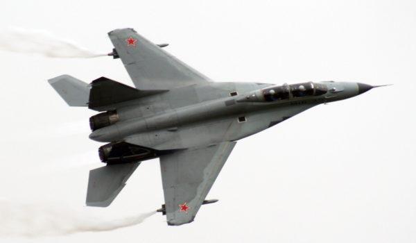 Mikoyan MiG-35.FAé Russe