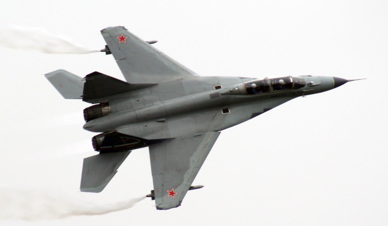 Mig 35 le russe
