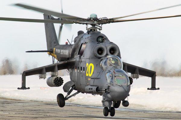 Mil Mi-24.FAé Russe