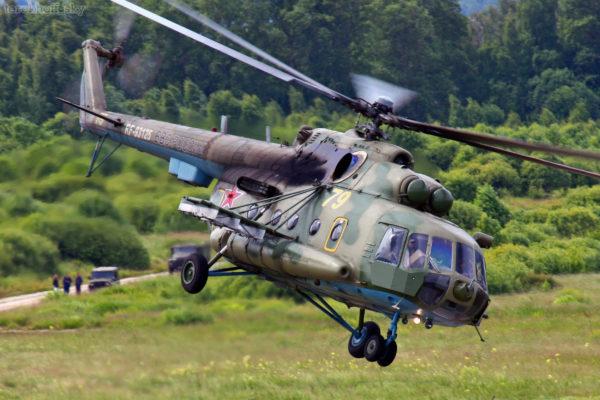 Mil Mi-8.FAé Russe