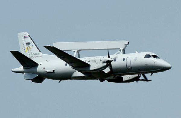 Saab S-100B.